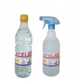 Gaz yağı 1 Litre Pet Şişe ve 1 Litre Sprey Şişe Seyreltilmemiş